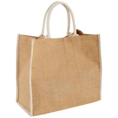 Grand Sac Shopping Jute